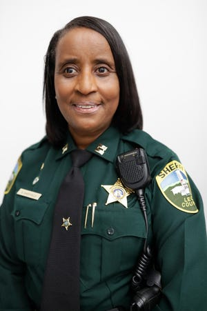 Diane Sheffield, Captain at the Leon County SheriffÕs Office Department of Detention