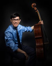 Cellist Zlatomir Fung will perform March 1 with Janice Carissa on piano at Chamber on the Mountain's all-Brahms program at the Beatrice Wood Center for the Arts in Ojai.