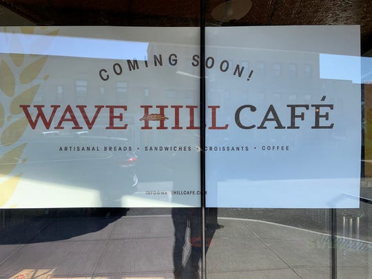 Wave Hill Cafe is opening the end of March in Larchmont.