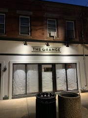 When it opens in May in Larchmont, The Grange will feature global-fusion sandwiches, salads, breakfast items and drinks.