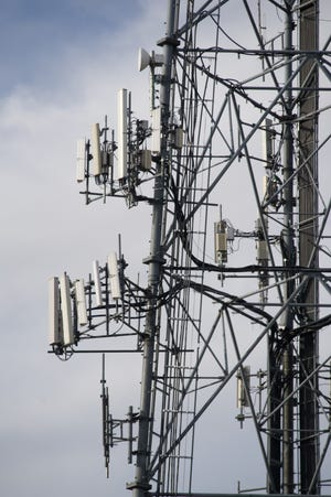 Cellphone service providers are hoping for property tax exemptions on places where certain equipment it sited.