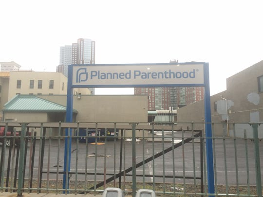 Planned Parenthood building at 247-249 North Avenue.