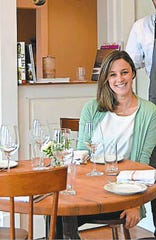 Meghan Lee is the owner of Heirloom in Lewes. She opened the restaurant in 2015.