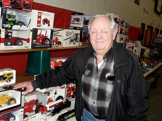 John Mason has a 1935 Deere B bought for $600.