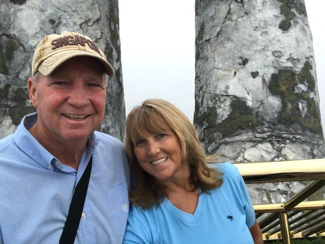 John and Melanie Haering