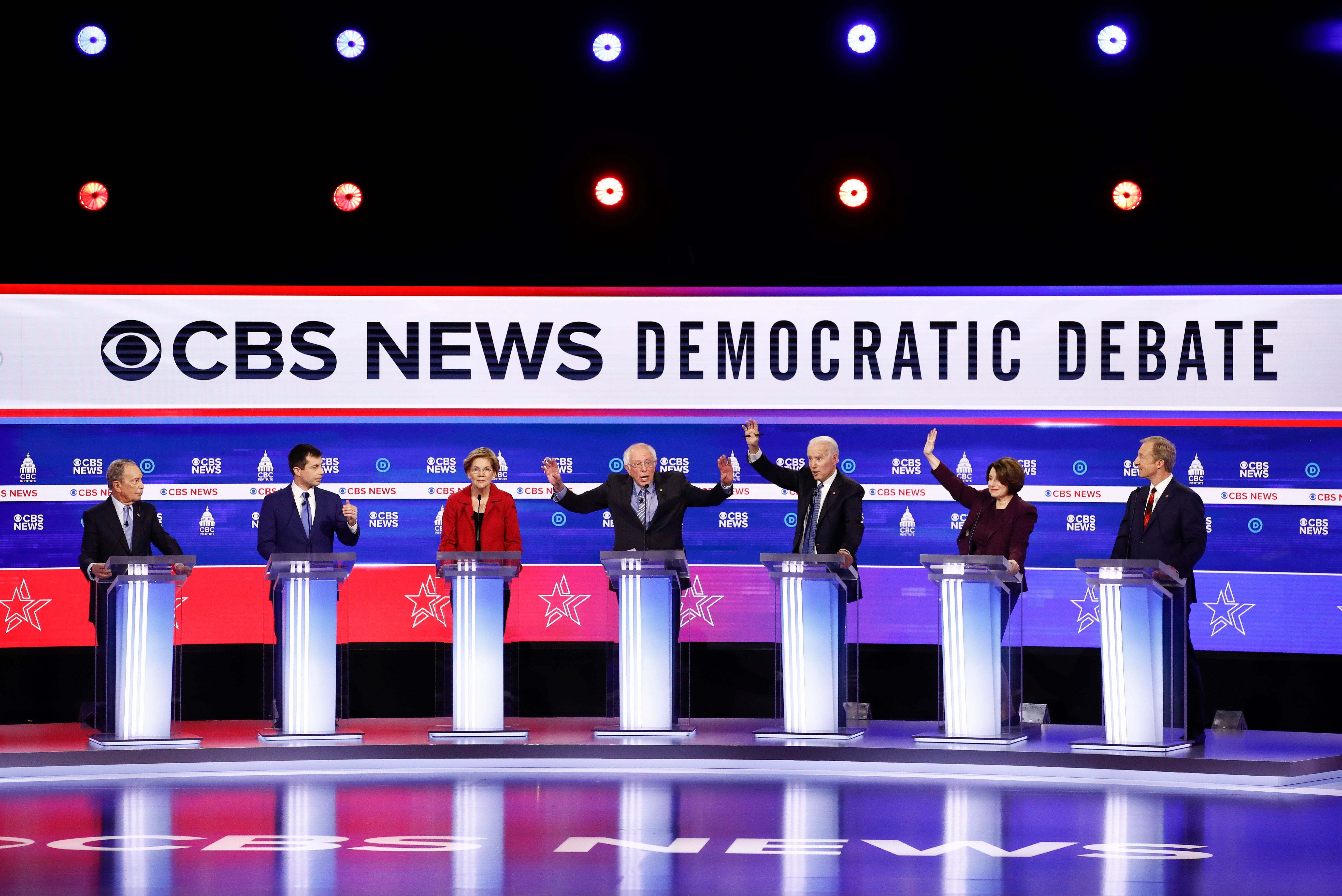 Debate grades for Sanders, Bloomberg and the rest of the Democrats: Mastio and Lawrence