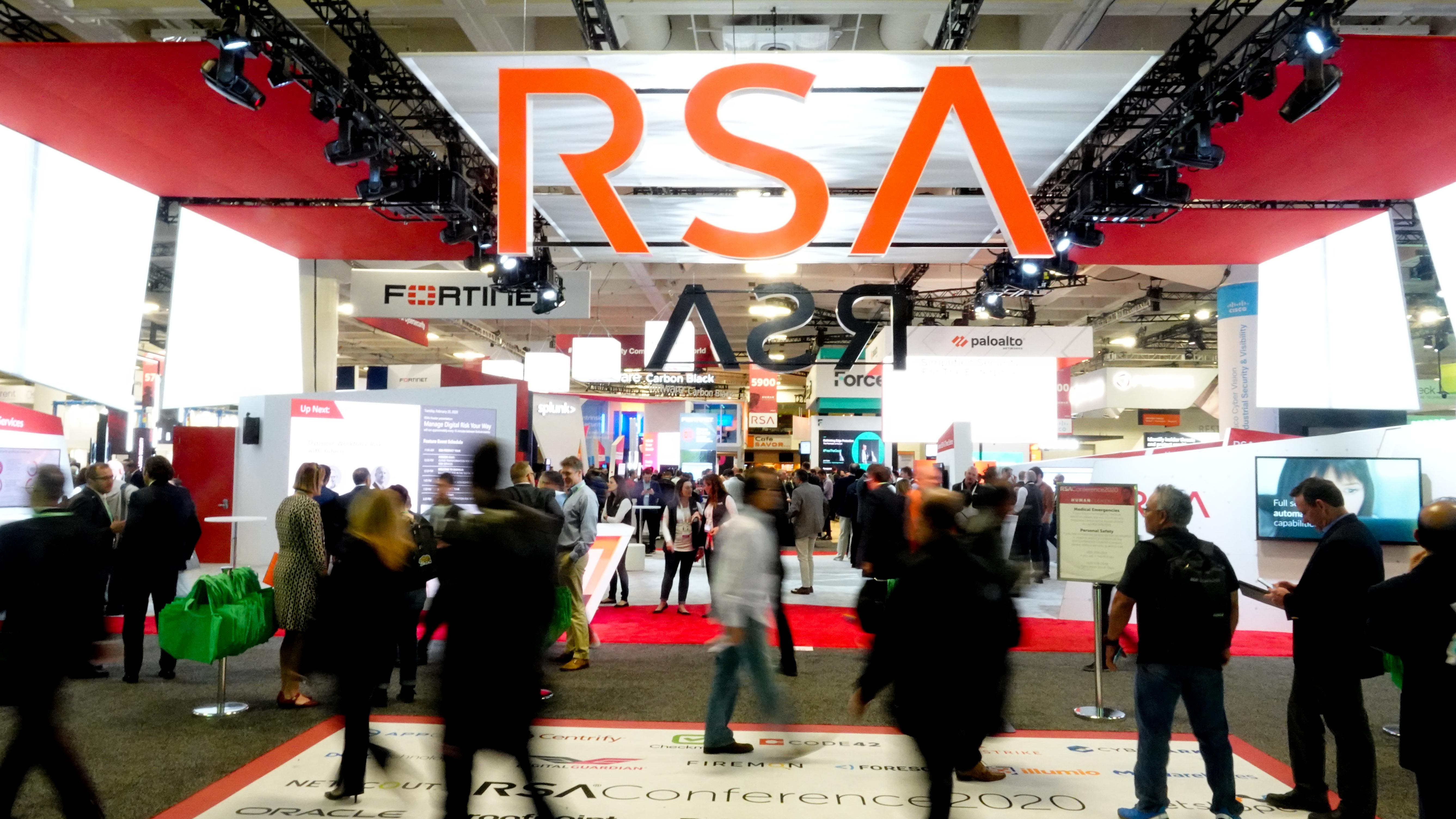 RSA: from the convention floor of the security conference