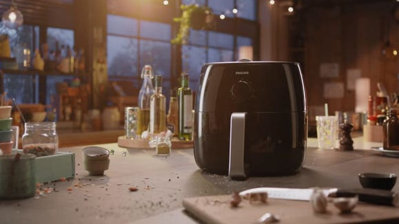 We're obsessed with this air fryer—and now you can get it for a huge discount.