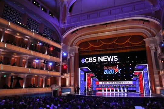 Democratic debate FactCheck: Bloomberg misleads on tax returns, Biden flubs gun violence stat