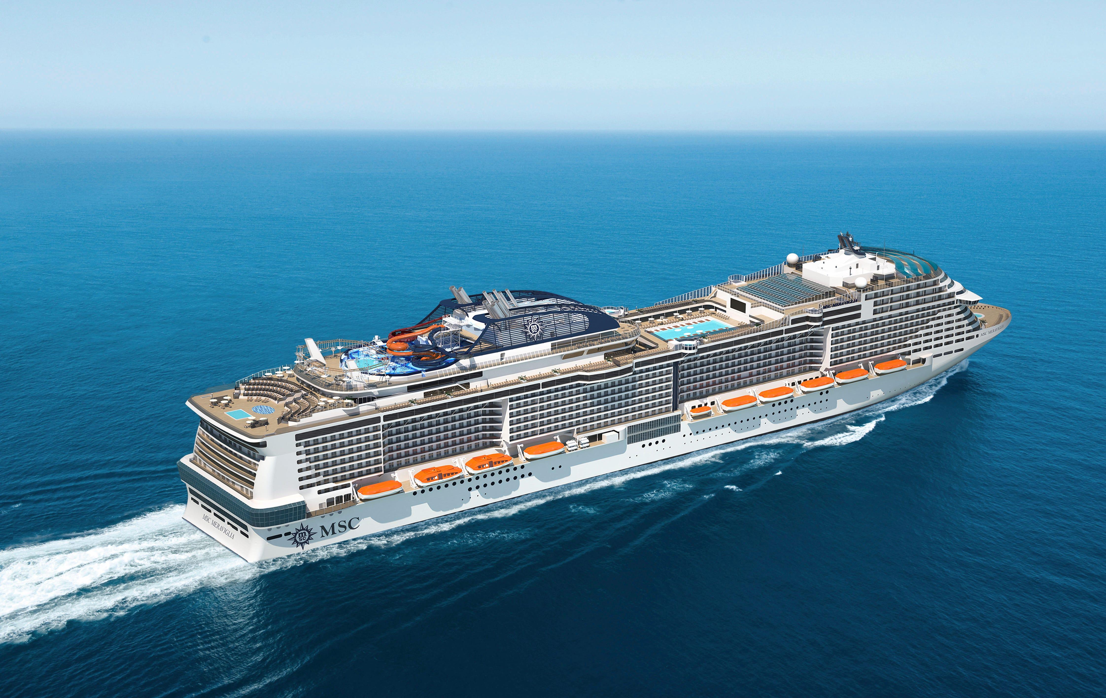 Fourth Diamond Princess passenger dies; MSC cruise ship awaits health inspectors in Mexico