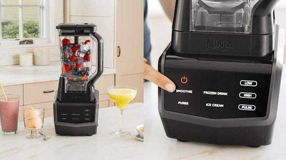 This blender can make smoothies and much, much more.