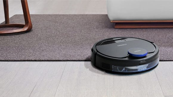 Give your floor a deep clean without lifting a finger.