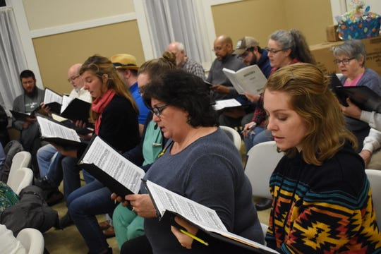 "The Red River Chorale, the Rapides Symphony Orchestra and the Northwestern State University Concert Choir will perform Mozart's ""Requiem"" at 7:30 p.m. Saturday, March 14, 2020 at the Coughlin-Saunders Performing Arts Center in downtown Alexandria."