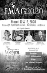 Louisiana Women in Agriculture