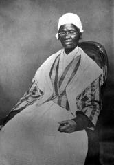 An 1860 portrait of Sojourner Truth