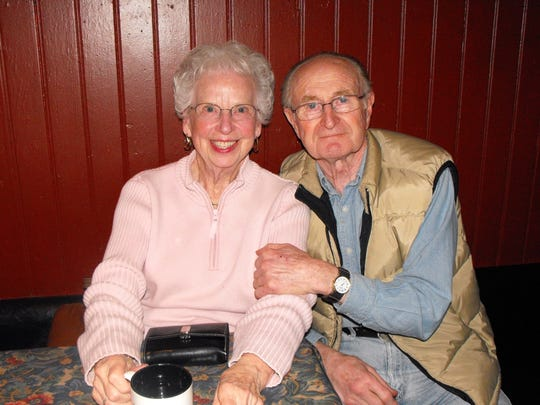 Don and Nancy Yeowell