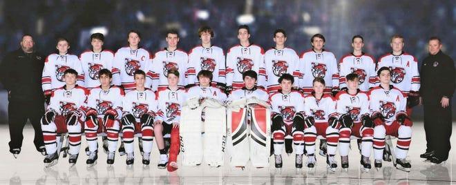 The Northern Kentucky Norsemen hockey team, 2020