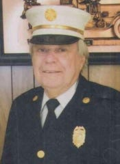 George Kavanaugh was chief of the Somerville Fire Department in 1985 and 1986. He was a member of Engine Company No. 1 and a trustee of the Somerville Fire Department Relief Association.