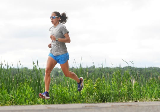 Des Linden has altered her training to prepare for the quick turnaround from the Olympic Trials to the Boston Marathon.