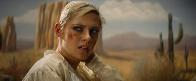 "Kristen Stewart stars in the biopic ""Seberg."""