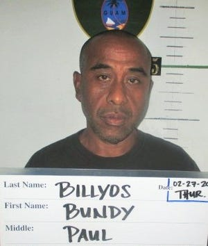 Bundy Paul Billyos