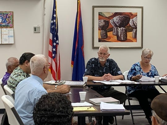 The Public Utilities Commission meets Thursday evening at the GCIC building. It voted to approve a 5% increase in water rates, effective Feb. 28.