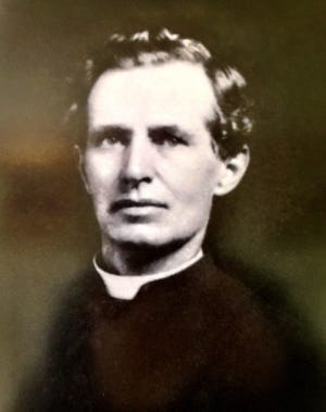 Father Edward J. Lynch of Holy Name of Jesus Catholic Church was probably the most prominent local victim when the 1918 flu epidemic returned for one last round in 1920. He was 65 when he died Feb. 25, 1920, surrounded by six other Tri-State priests.
