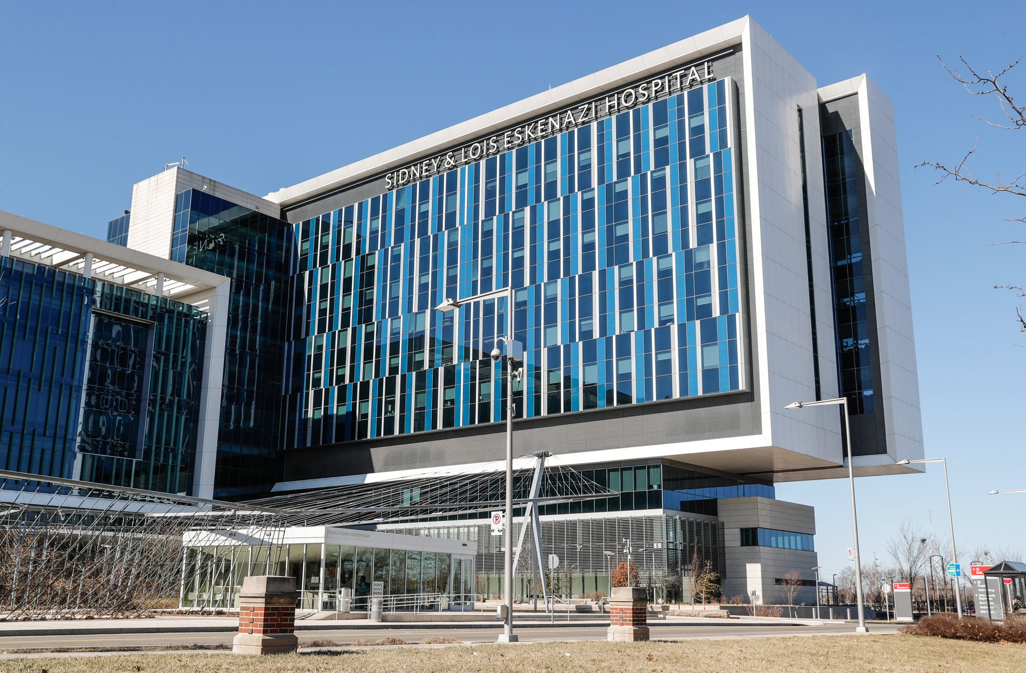 Medicaid funds diverted from nursing homes owned by Health & Hospital Corp. of Marion County are helping pay for the $754 million Sidney & Lois Eskenazi Hospital in Indianapolis.