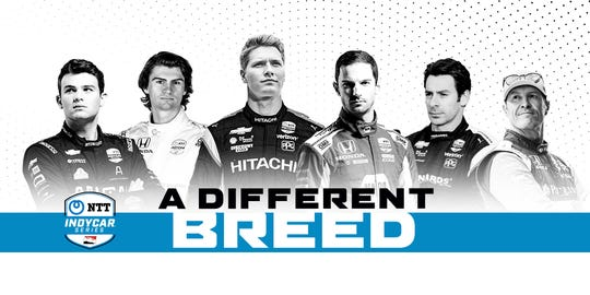 IndyCar's 2020 brand campaign titled 'A Different Breed' is designed to showcase the audacity it takes to excel at motor sports' highest level.