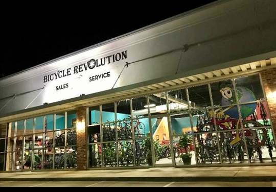 Bicycle Revolution located in Gluckstadt will host a fundraiser to benefit Jake Presley on Saturday at 1 p.m.