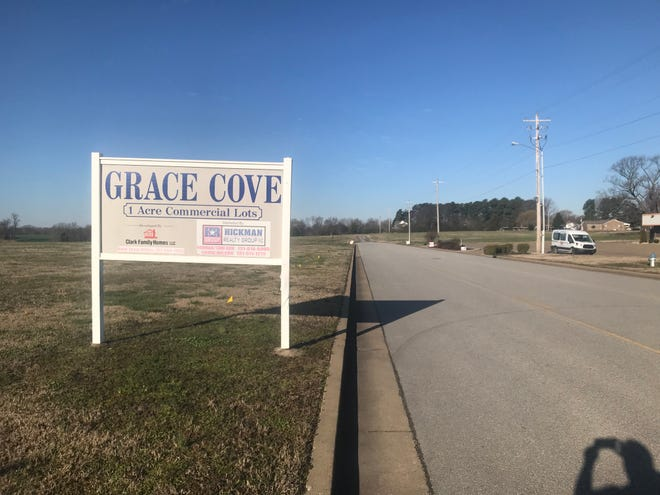 Grace Cove Apartments are planned for Medina off Hwy. 45 near the newer part of town close to Food Giant, Dollar General, McDonald's and Jackson Clinic.