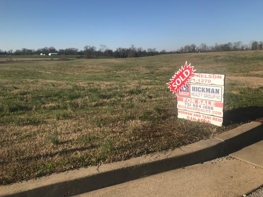 Buchanan Realty Group purchased 11 acres off Highway 45 in Medina for construction of a potential 192-unit apartment complex going before the Board of Aldermen on Monday for a possible rezoning vote.