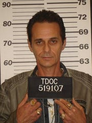 Tommy Boswell Sr. is shown in a Tennessee Department of Correction mugshot in 2014.