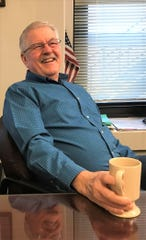 Fairfield County Recorder Gene Wood is retiring after 45 years in the office.