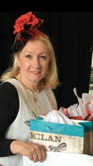 Sheila Nobles of CK Nobles Millinery Designs