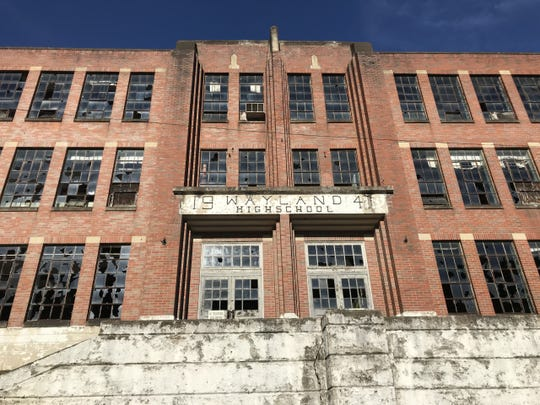 Wayland High School closed in 1972, merging with Garrett, Martin and Maytown to form Allen Central High School. In 2017, Allen Central and South Floyd merged to form Floyd Central High School.