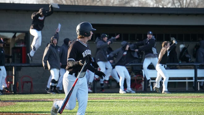Rhodes College junior Will Huertin homered in the bottom of the ninth inning to lift the Lynx over No. 18 Coe College, 1-0, on Feb. 21.