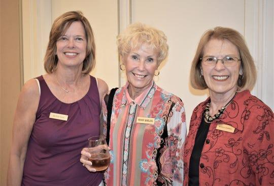 Betsy Geis, Penny Hoetzel and Monnda Hormel