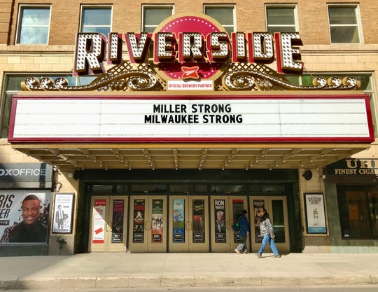 The Riverside Theater marquee shows its support for the Molson Coors shooting victims with a Miller Strong and Milwaukee Strong message at the venue on Wisconsin Avenue in Milwaukee.   In one of the worst shootings in Wisconsin history, a gunman killed five people — and then himself — during a rampage Wednesday afternoon on the Milwaukee campus of Molson Coors.