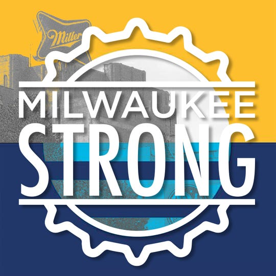 "Lindsay Leinenkugel, daughter of the owner of Leinenkugel's brewery, created an image saying ""Milwaukee Strong"" in the wake of the Molson Coors shooting. The image has been shared thousands of times."