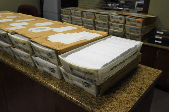 The Baxter County Collector's Office will mail out 25,500 property tax statements this year. The statements are for 2019 property and can be paid beginning on Monday, March 2.