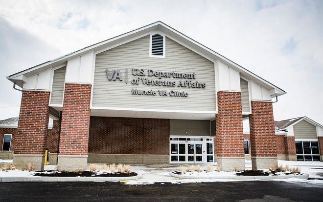 A new Muncie Veteran's Affairs Clinic is scheduled to open in early March with an open house planned for March 6. The clinic, which was constructed near the intersection of Morrison and McGalliard Roads in less than a year, already has around 4,000 potential clients.