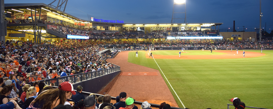 The Nashville Sounds have announced their 2020 game promotions at First Horizon Park.