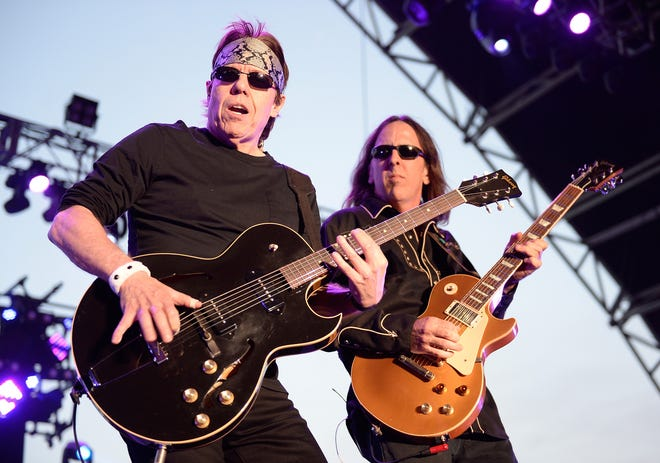 George Thorogood & The Destroyers will celebrate 45 years of rock with a concert July 16 at the EPIC Event Center.