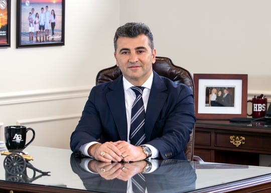 Casey Askar, owner of Askar Brands