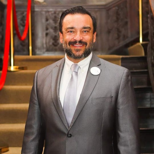 Aresnio Romero has been named as the newest member of the New Mexico State University Board of Regents.