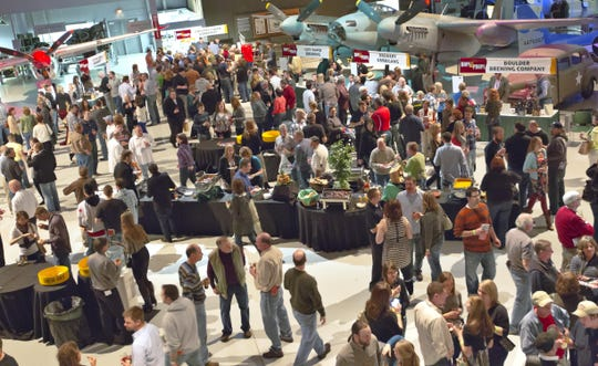Hops and Props, EAA's annual fundraiser, will take place March 14 at the EAA grounds.