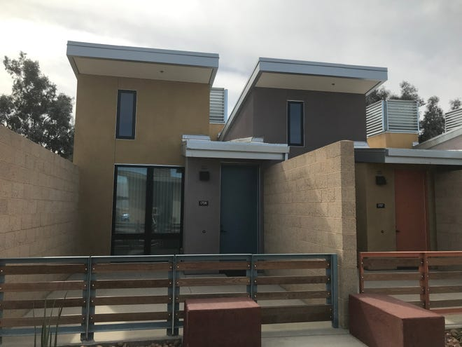 Washington Street Apartments is a low-income senior housing project in La Quinta that re-opened in late 2019 after a $48 million renovation and expansion project.