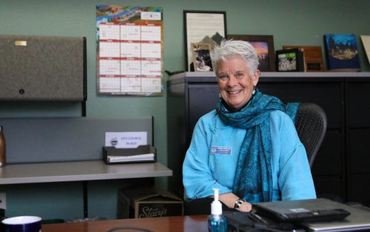 Flagstaff City Council member Jamie Whelan also runs a small business. She said she has had to cut employees' hours because of the higher minimum wage in Flagstaff.
