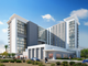 A rendering of the Caesars Republic Scottsdale hotel scheduled to open north of Scottsdale Fashion Square mall in fall 2021.